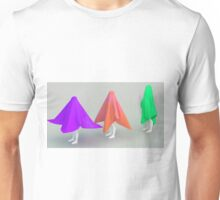 Aniflow Faux - Abstract CG Unisex T-Shirt