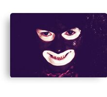Papa Lazarou League of Gentlemen  Canvas Print