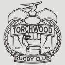 Torchwood Rugby Club by AJ Paglia