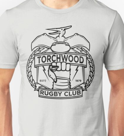 Torchwood Rugby Club Unisex T-Shirt