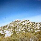 Closeup of The Pinnacles by Bearie23