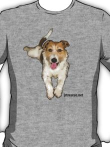 Lou Lou Series 3 from Jack Russell Rescue T-Shirt
