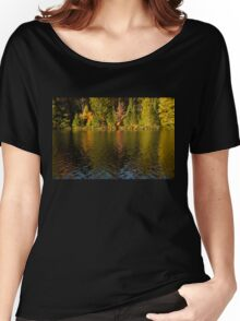 Mesmerizing Ripples Women's Relaxed Fit T-Shirt