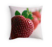 luscious Throw Pillow
