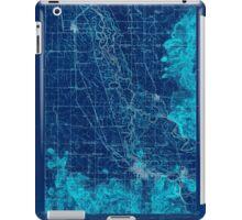 USGS Topo Map Oregon Eugene 282481 1910 62500 Inverted iPad Case/Skin