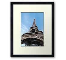 The Eiffel Tower, Paris Framed Print