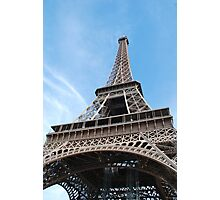 The Eiffel Tower, Paris Photographic Print