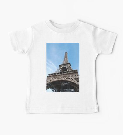The Eiffel Tower, Paris Baby Tee