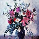 Ruysch-like Arrangement by ImageorArt