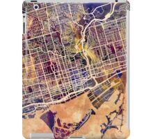Toronto Street Map iPad Case/Skin