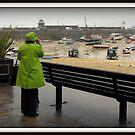 Rainy day in Cornwall by Paula Walker