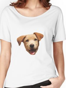 Adorable Puppy One Women's Relaxed Fit T-Shirt