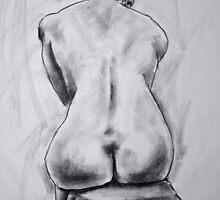 back veiw of megan by Mick Kupresanin