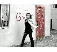 Lady Garka! Photographic Print