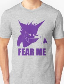 Gengar Pokemon Anime and Game T-Shirt