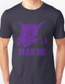 Gengar Pokemon Anime and Game T-Shirt