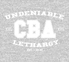 CBA-University (for dark shirts) Kids Clothes