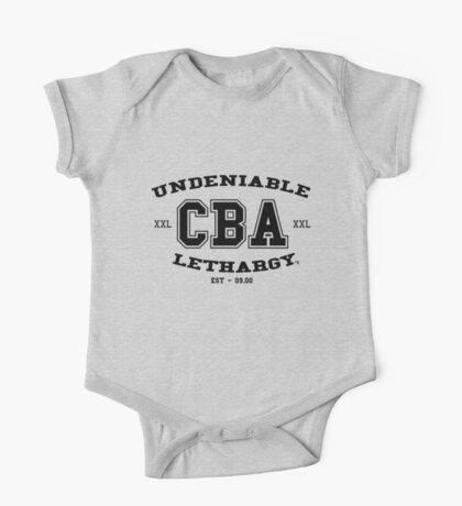 CBA-University (for light shirts & sticker)  Kids Clothes