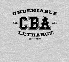 CBA-University (for light shirts & sticker)  Hoodie