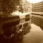 River Wensum, Norwich, UK by sherylb1
