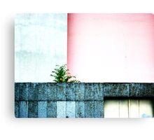 Wall street n°1 Canvas Print