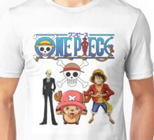 one piece 1 Unisex T-Shirt