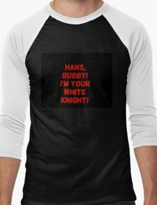 HANS BUBY! Men's Baseball ¾ T-Shirt