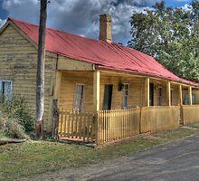 Settler's Cottage, Sofala, NSW, Australia  by Adrian Paul