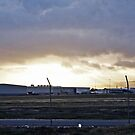 Adelaide Airport  by MuscularTeeth