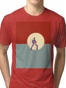 The Big Lebowski The Jesus Tri-blend T-Shirt