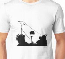 car in the air Unisex T-Shirt
