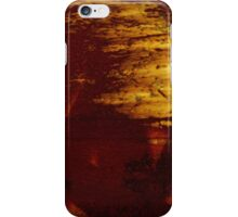 Spherical decay iPhone Case/Skin