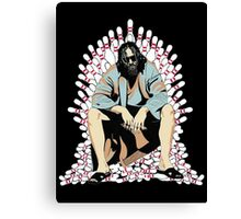 Game of Dudes Canvas Print