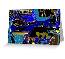 Waterways to Richness Greeting Card