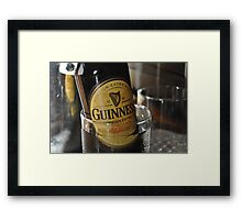Guinness Foreign Extra Stout - Bahamas Framed Print
