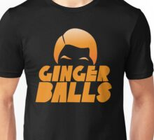 Ginger Balls (Redhead funny) Unisex T-Shirt
