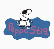 Peppa Stig One Piece - Long Sleeve