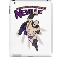 The Man That Gravity Forgot - Neville iPad Case/Skin