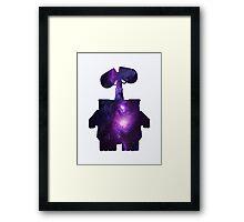 WALL E Framed Print