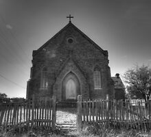 The Other Church- Hill End  by Sarah Donoghue