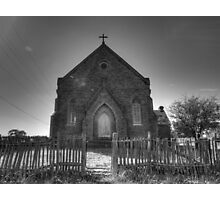 The Other Church- Hill End  Photographic Print
