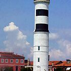 Lighthouse: Venice, Italy by Christine &quot;Xine&quot; Segalas