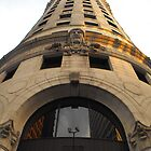 Turk's Head Building, Providence by iheartrhody