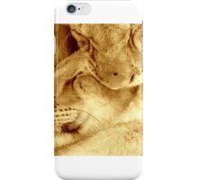 Lioncubs iPhone Case/Skin
