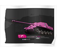 NoWar Tanks Poster
