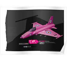 NoWar Plane Poster