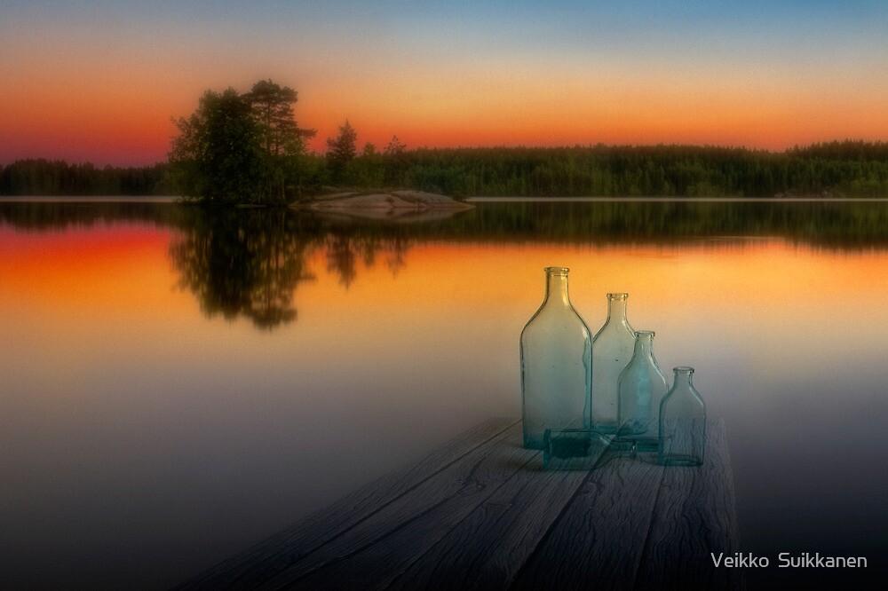 Midsummer magic by Veikko  Suikkanen