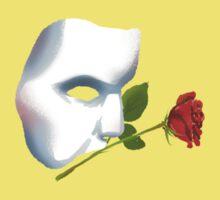 The Phantom's mask Kids Tee