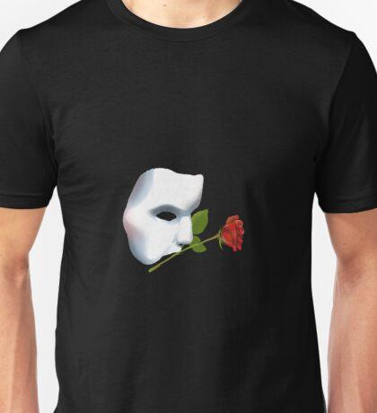 The Phantom's mask Unisex T-Shirt