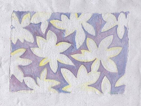Stylized flowers plus by acquart